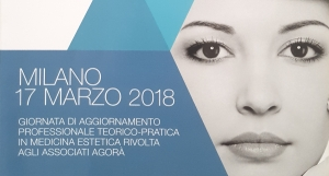 17 Marzo 2018 - Agorà up to date - Milano